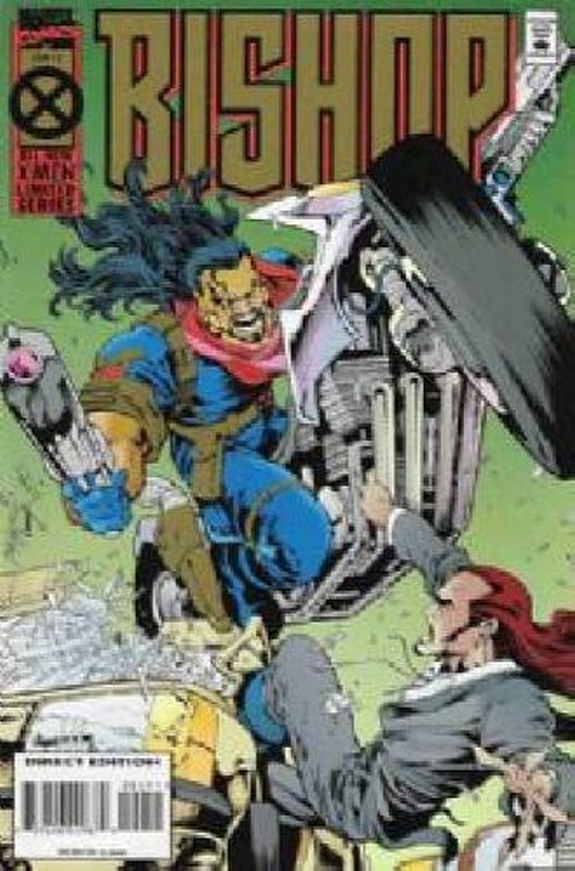 Cover of Bishop (1994 Ltd) #2. One of 250,000 Vintage American Comics on sale from Krypton!