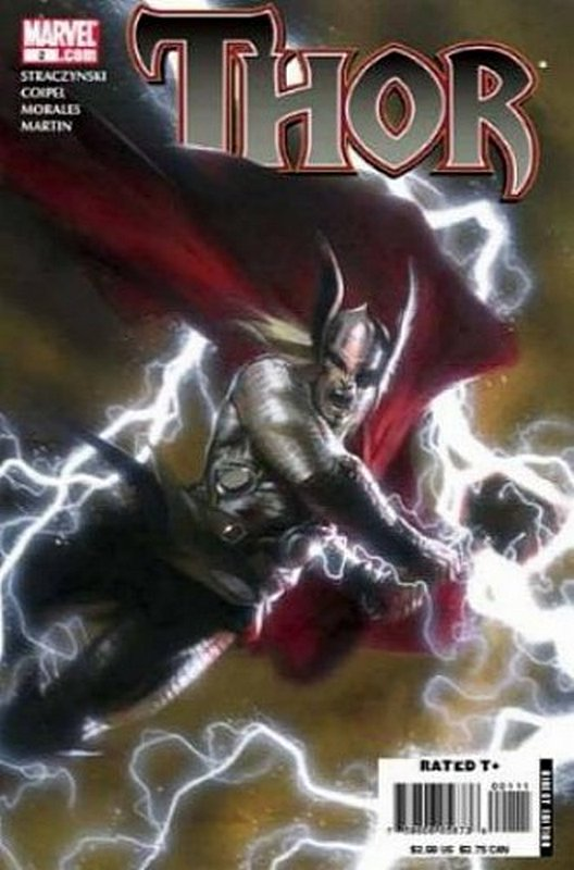 Cover of Thor (Vol 3) #2. One of 250,000 Vintage American Comics on sale from Krypton!