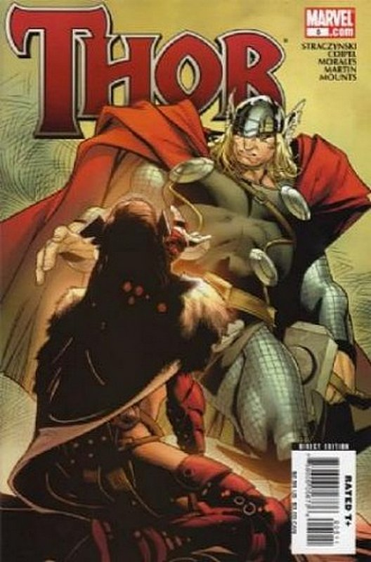 Cover of Thor (Vol 3) #5. One of 250,000 Vintage American Comics on sale from Krypton!