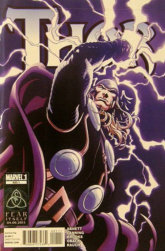 Cover of Thor (Vol 3) #620. One of 250,000 Vintage American Comics on sale from Krypton!