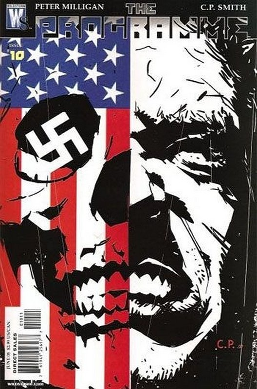 Cover of Programme (2007 Ltd) The #10. One of 250,000 Vintage American Comics on sale from Krypton!