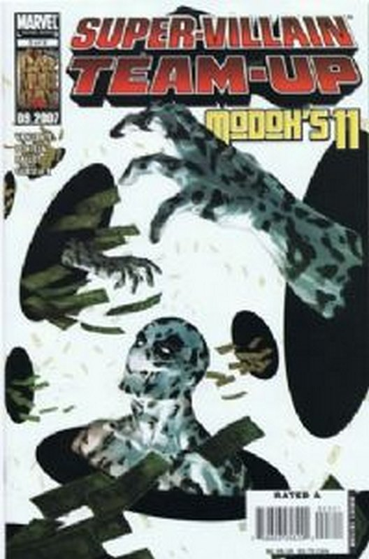 Cover of Super-Villain Team-up: Modoks 11 (2007 Ltd) #3. One of 250,000 Vintage American Comics on sale from Krypton!