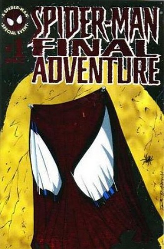Cover of Spider-Man: The Final Adventure (1995 Ltd) #1. One of 250,000 Vintage American Comics on sale from Krypton!