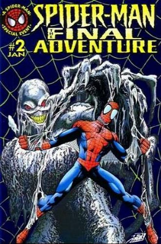 Cover of Spider-Man: The Final Adventure (1995 Ltd) #2. One of 250,000 Vintage American Comics on sale from Krypton!