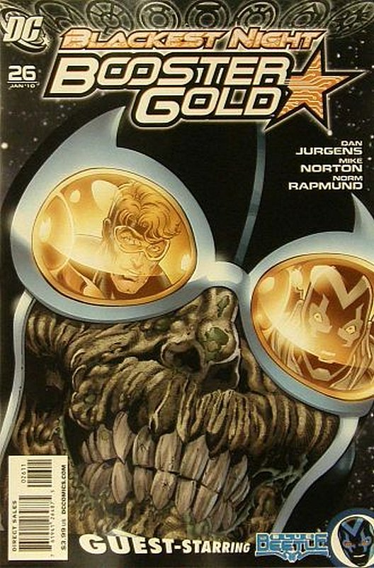 Cover of Booster Gold (Vol 2) The All-New #26. One of 250,000 Vintage American Comics on sale from Krypton!