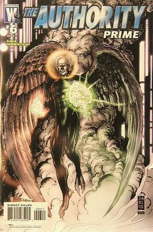 Cover of Authority: Prime (2007 Ltd) #6. One of 250,000 Vintage American Comics on sale from Krypton!