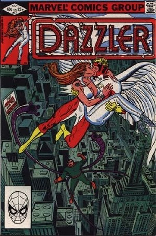 Cover of Dazzler (Vol 1) #17. One of 250,000 Vintage American Comics on sale from Krypton!