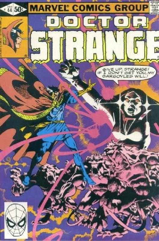 Cover of Doctor Strange (Vol 2) #44. One of 250,000 Vintage American Comics on sale from Krypton!