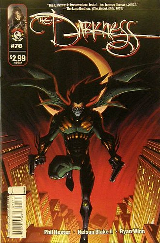 Cover of Darkness (Vol 3) #78. One of 250,000 Vintage American Comics on sale from Krypton!