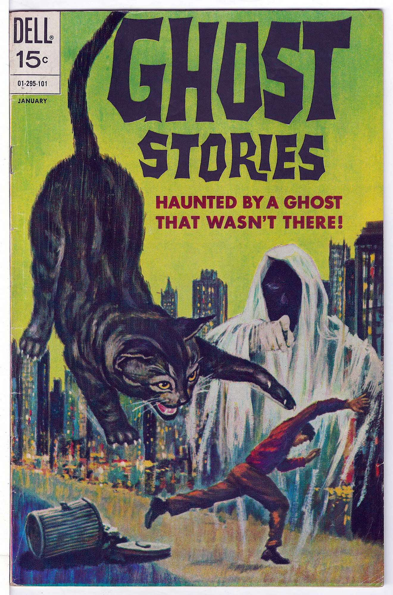 Cover of Ghost Stories (Vol 1) #27. One of 250,000 Vintage American Comics on sale from Krypton!