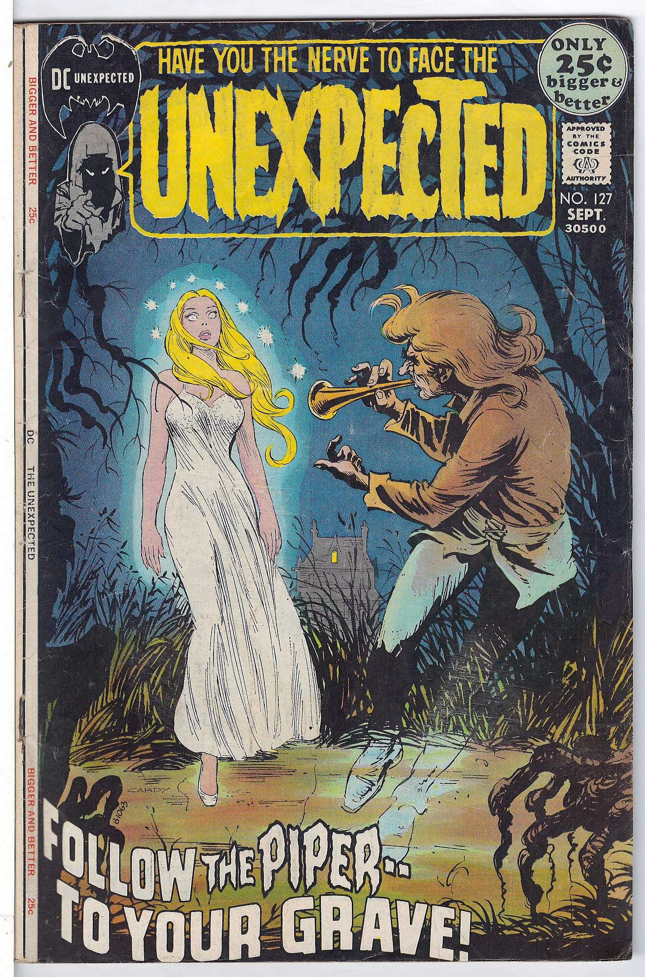 Cover of Unexpected (Vol 1) #127. One of 250,000 Vintage American Comics on sale from Krypton!