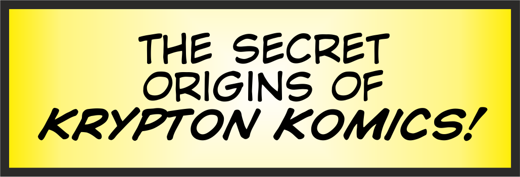 Krypton Comics