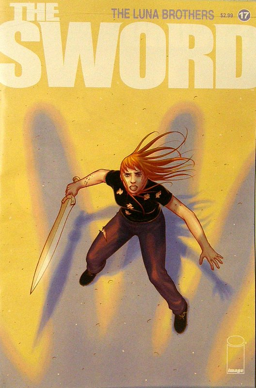 Cover of Sword (Vol 1) The #17. One of 250,000 Vintage American Comics on sale from Krypton!