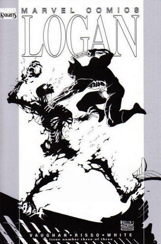 Cover of Logan (2008 Ltd) #3. One of 250,000 Vintage American Comics on sale from Krypton!