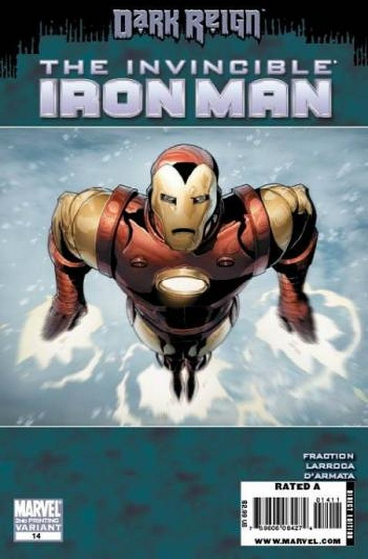 Cover of Invincible Iron Man (Vol 1) #14. One of 250,000 Vintage American Comics on sale from Krypton!