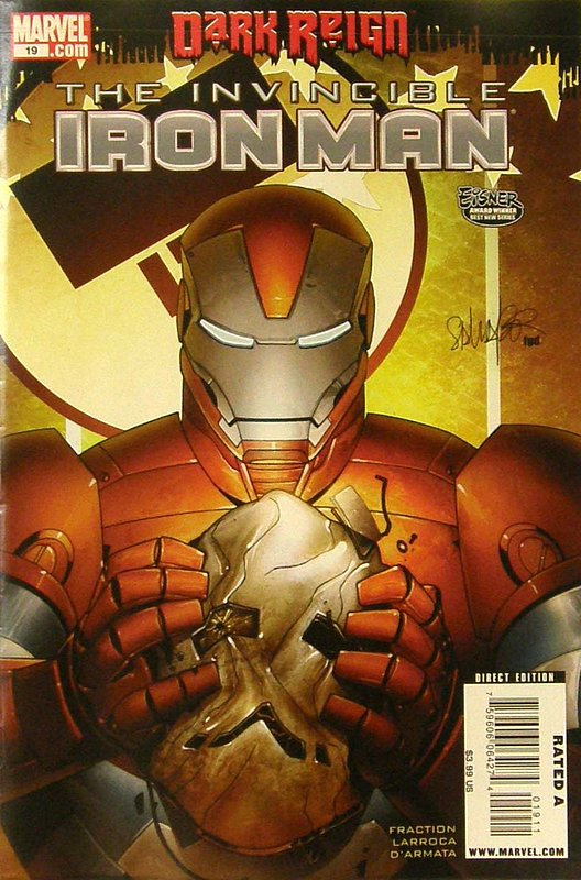 Cover of Invincible Iron Man (Vol 1) #19. One of 250,000 Vintage American Comics on sale from Krypton!