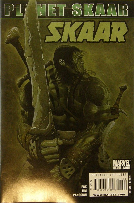Cover of Skarr: Son of Hulk (Vol 1) #11. One of 250,000 Vintage American Comics on sale from Krypton!