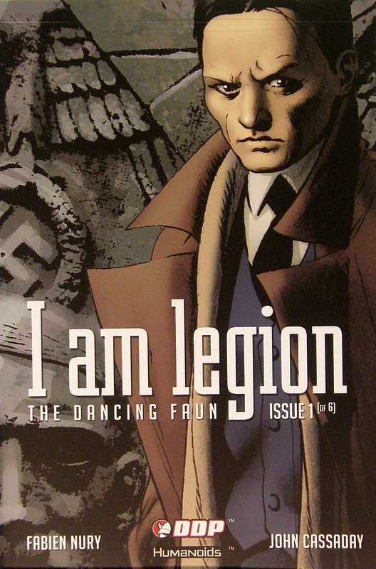 Cover of I am Legion (2009 Ltd) #1. One of 250,000 Vintage American Comics on sale from Krypton!