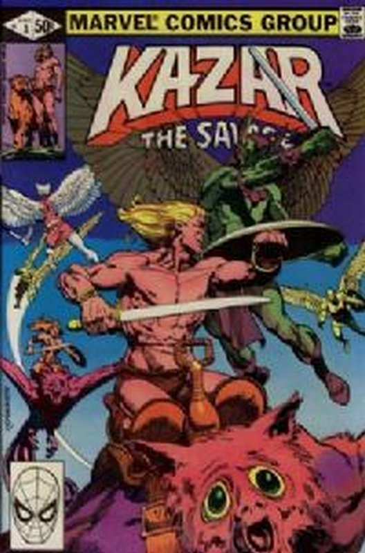 Cover of Ka-Zar (Vol 3) The Savage #3. One of 250,000 Vintage American Comics on sale from Krypton!
