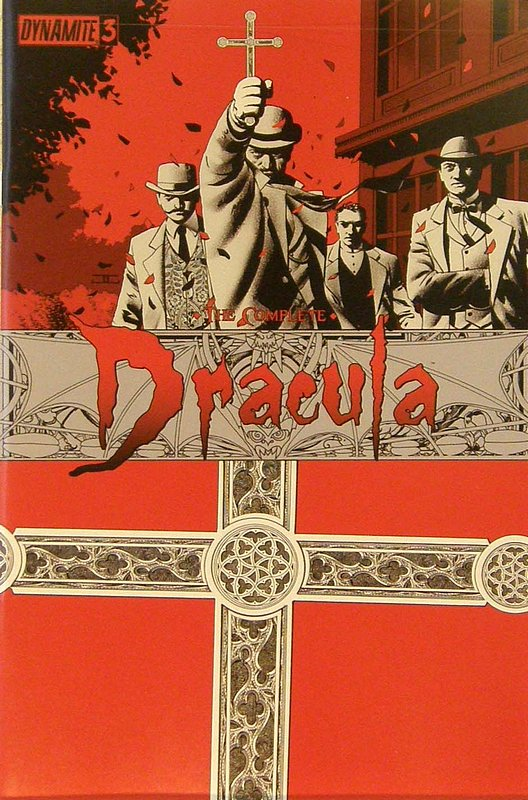 Cover of Complete Dracula (2009 Ltd) #3. One of 250,000 Vintage American Comics on sale from Krypton!