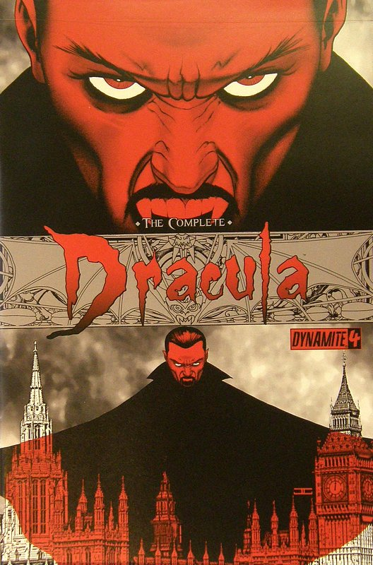 Cover of Complete Dracula (2009 Ltd) #4. One of 250,000 Vintage American Comics on sale from Krypton!