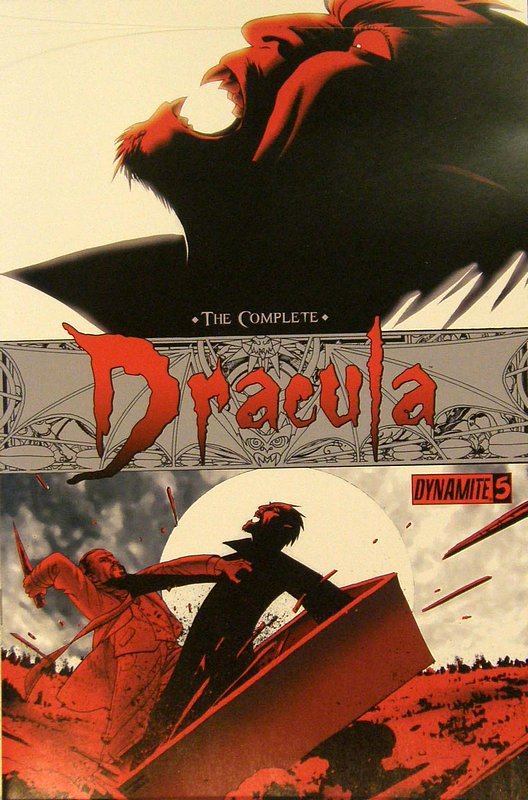Cover of Complete Dracula (2009 Ltd) #5. One of 250,000 Vintage American Comics on sale from Krypton!