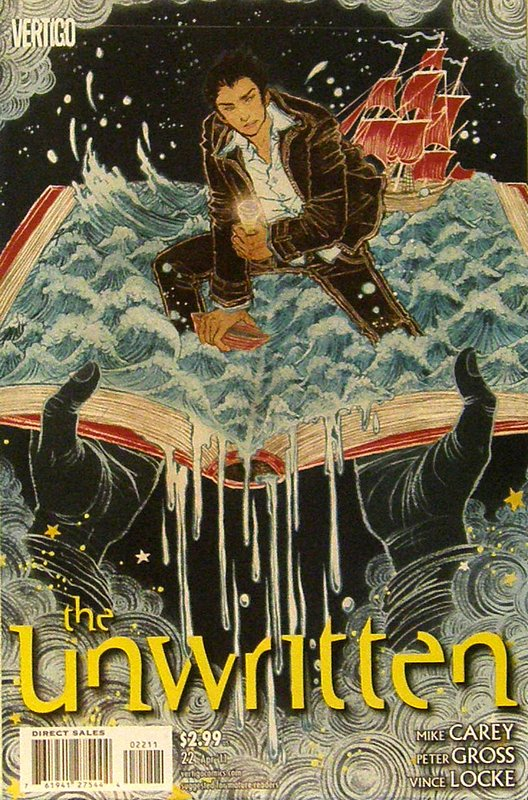 Cover of Unwritten (Vol 1) #22. One of 250,000 Vintage American Comics on sale from Krypton!