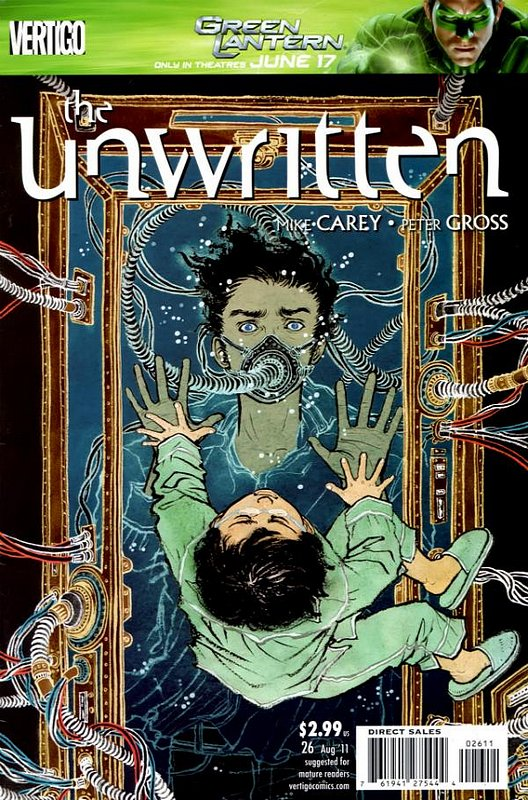 Cover of Unwritten (Vol 1) #26. One of 250,000 Vintage American Comics on sale from Krypton!