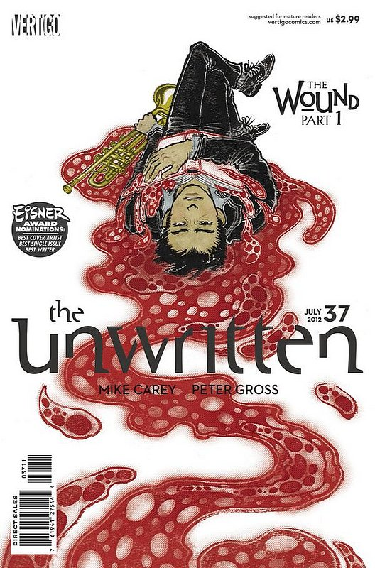 Cover of Unwritten (Vol 1) #37. One of 250,000 Vintage American Comics on sale from Krypton!