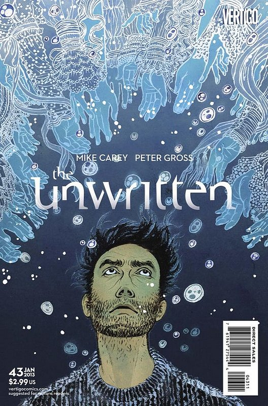 Cover of Unwritten (Vol 1) #43. One of 250,000 Vintage American Comics on sale from Krypton!