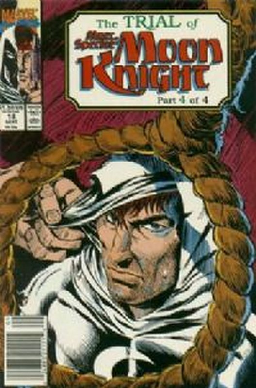 Cover of Moon Knight (Vol 3) Marc Spector #18. One of 250,000 Vintage American Comics on sale from Krypton!