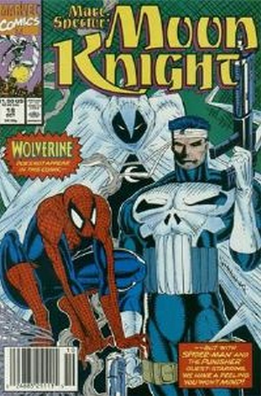 Cover of Moon Knight (Vol 3) Marc Spector #19. One of 250,000 Vintage American Comics on sale from Krypton!
