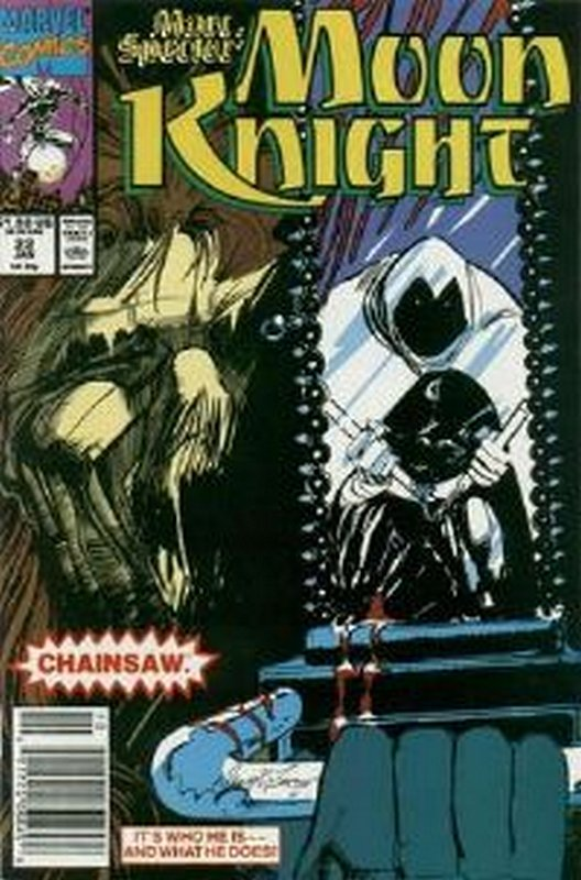 Cover of Moon Knight (Vol 3) Marc Spector #22. One of 250,000 Vintage American Comics on sale from Krypton!