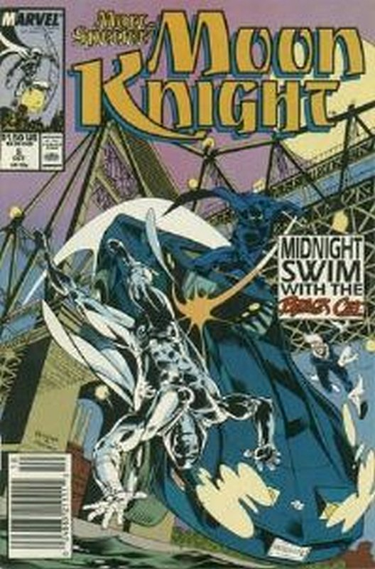 Cover of Moon Knight (Vol 3) Marc Spector #5. One of 250,000 Vintage American Comics on sale from Krypton!