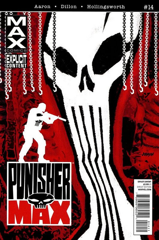 Cover of Punisher Max (Vol 2) #14. One of 250,000 Vintage American Comics on sale from Krypton!