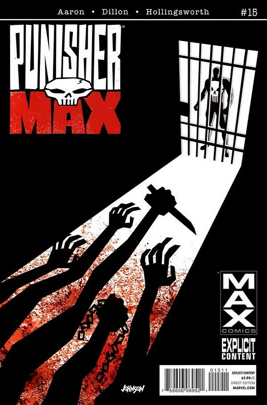 Cover of Punisher Max (Vol 2) #15. One of 250,000 Vintage American Comics on sale from Krypton!