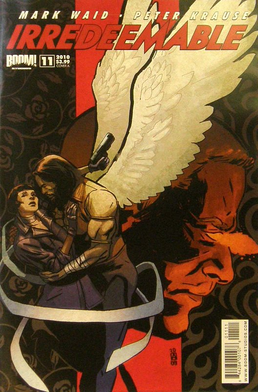 Cover of Irredeemable (Vol 1) #11. One of 250,000 Vintage American Comics on sale from Krypton!
