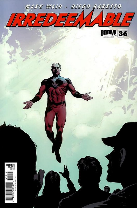 Cover of Irredeemable (Vol 1) #36. One of 250,000 Vintage American Comics on sale from Krypton!