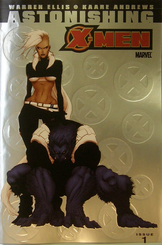 Cover of Astonishing X-Men: Xenogenesis #1. One of 250,000 Vintage American Comics on sale from Krypton!