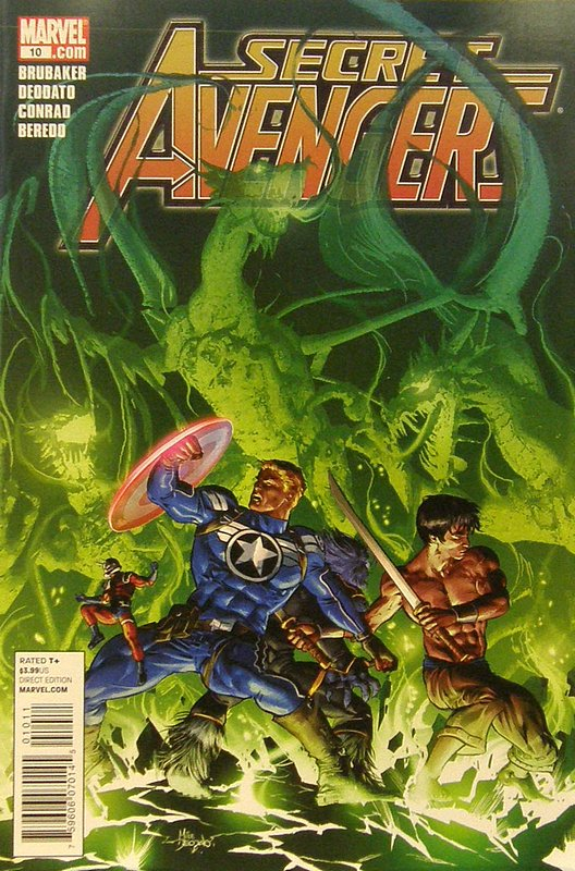 Cover of Secret Avengers (Vol 1) #10. One of 250,000 Vintage American Comics on sale from Krypton!