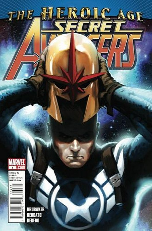 Cover of Secret Avengers (Vol 1) #4. One of 250,000 Vintage American Comics on sale from Krypton!