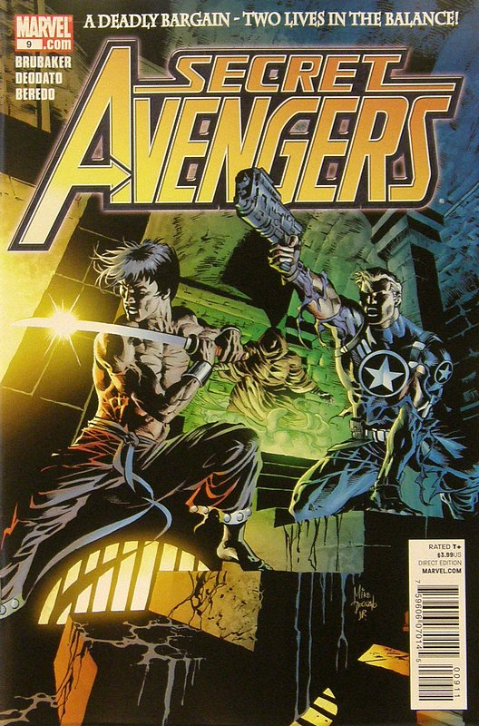 Cover of Secret Avengers (Vol 1) #9. One of 250,000 Vintage American Comics on sale from Krypton!