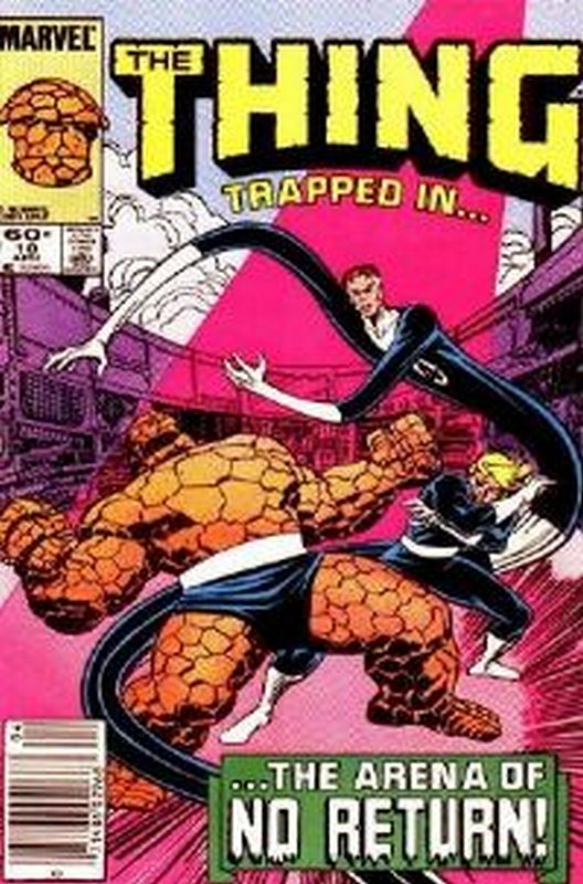 Cover of Thing (Vol 1) #10. One of 250,000 Vintage American Comics on sale from Krypton!