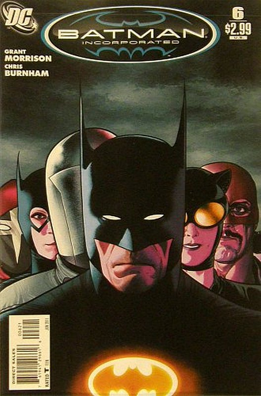 Cover of Batman Inc. (Vol 1) #6. One of 250,000 Vintage American Comics on sale from Krypton!