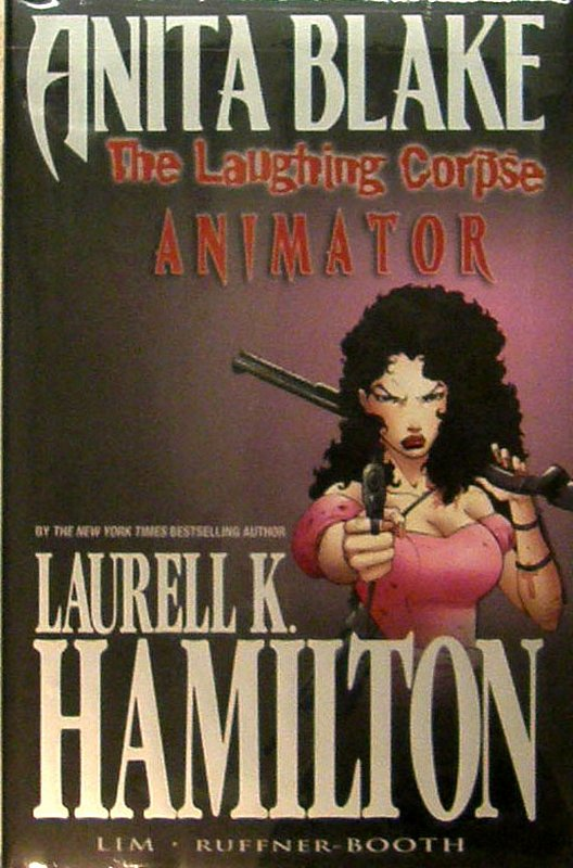 Cover of Anita Blake: Animator (GN) (Hardback) #1. One of 250,000 Vintage American Comics on sale from Krypton!
