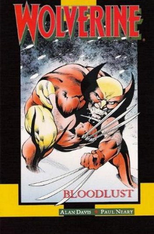 Cover of Wolverine: Bloodlust (1991 One Shot) #1. One of 250,000 Vintage American Comics on sale from Krypton!