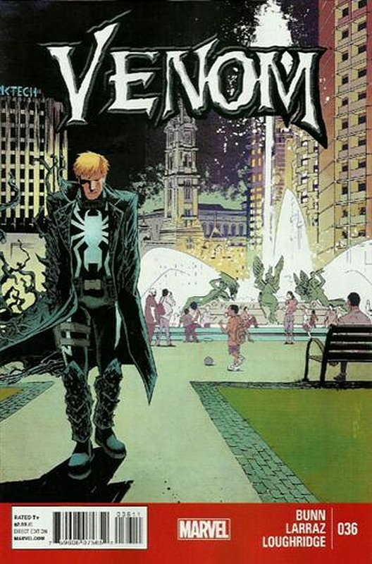 Cover of Venom (Vol 2) #36. One of 250,000 Vintage American Comics on sale from Krypton!