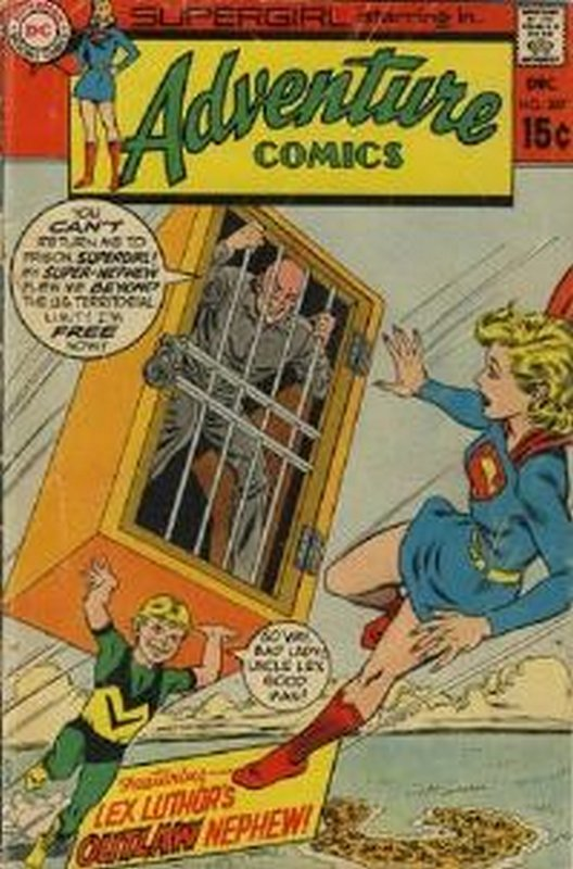 Cover of Adventure Comics (Vol 1) #387. One of 250,000 Vintage American Comics on sale from Krypton!