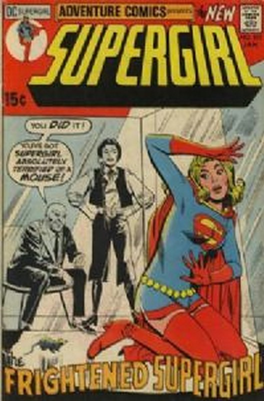 Cover of Adventure Comics (Vol 1) #401. One of 250,000 Vintage American Comics on sale from Krypton!