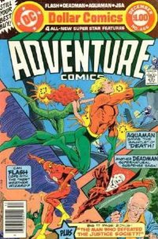 Cover of Adventure Comics (Vol 1) #466. One of 250,000 Vintage American Comics on sale from Krypton!
